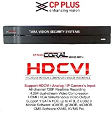 Taravision Cp Plus Coral Hdcvi 16 Channel Hd Dvr
