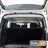 Travall Guard TDG1470 – Grille de séparation avec revêtement en Poudre de Nylon