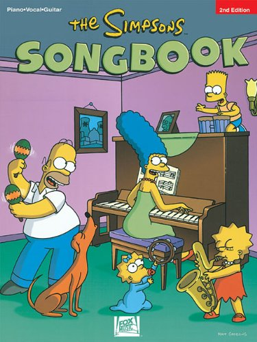 the-simpsons-songbook-2nd-edition