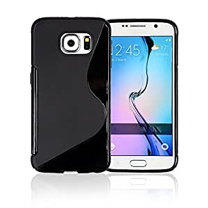 S Line Silicon Back Cover FOR Samsung Galaxy S6 Edge Plus (BUY 1 GET 1 FREE)