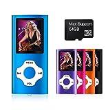 Mymahdi–Digital, compact et portable Lecteur MP3/MP4(max...