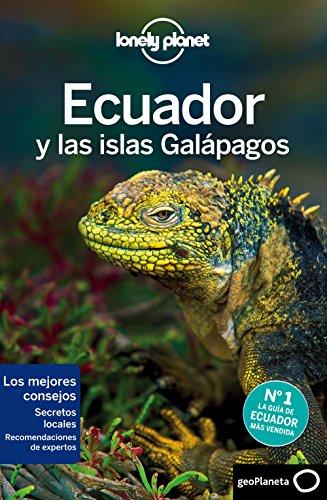 Ecuador y las islas Galápagos 6 (Lonely Planet-Guías de país nº 1) por Regis St.Louis