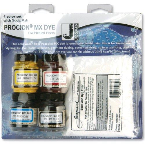 Jacquard Produkte Procion MX Dye Set