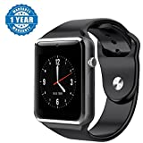 #10: Captcha Latest Edition Smart Watch with Sim/Memory Card Slot, Camera For Men/Women/Kids (Color May Vary)