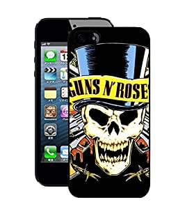 Crazymonk Premium Digital Printed Back Cover For Apple I Phone 4S