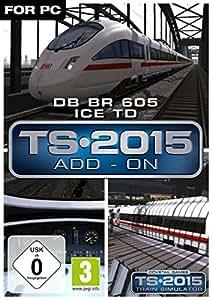 Train Simulator 2015: DB BR 605 ICE TD Add-On [Code Jeu]