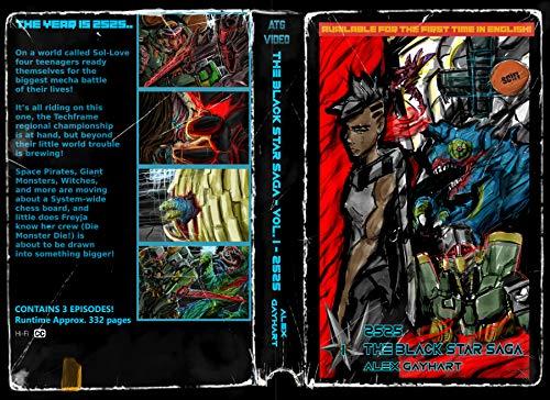 The Black Star Saga - Volume I - 2525 (English Edition) eBook ...