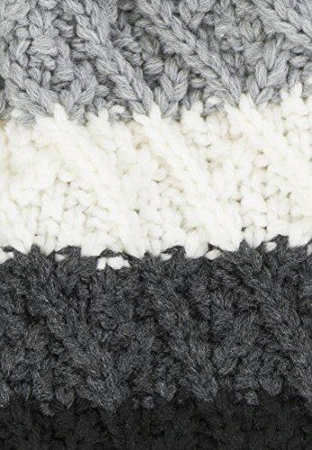 Döll Pudelmütze Strick, Bonnet Mixte Noir (Caviar 1010)