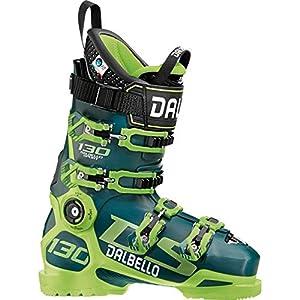 Dalbello DS 130 MS Herren-Skistiefel D1803001.00 Petrol/Lime Gr. 29.5