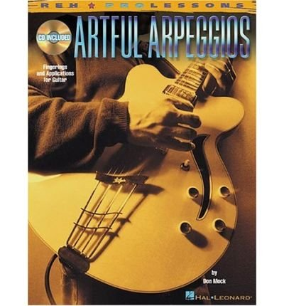 [(REH Pro Lessons: Artful Arpeggios)] [ By (author) Don Mock ] [May, 2001] (Hals Mock)