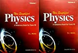 New Simplified Physics A Reference Book For Class XII Set Of 2 Books 2018-19 Edition