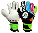Kobo 2327-G-K Goal Keeper Gloves, Medium (Yellow)