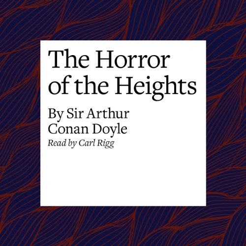The Horror of the Heights  Audiolibri