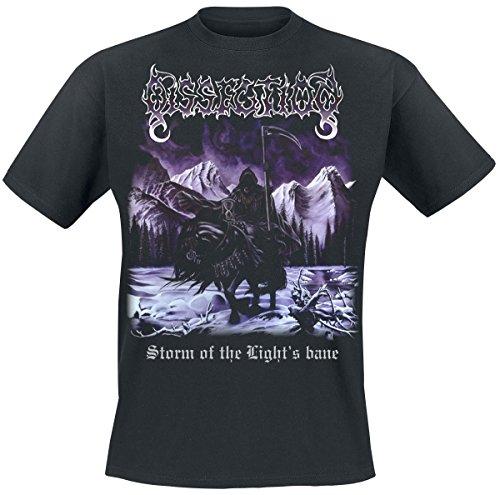 Dissection Storm of the light's bane T-Shirt schwarz XL