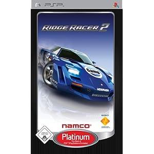 Ridge Racer 2 [Platinum]