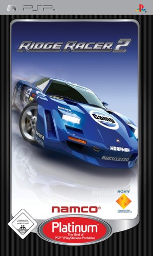 Ridge Racer 2 [Platinum]