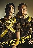 Desconocido Twenty One Pilots Josh & Tyler Póster Foto 032 (A5-A4-A3) - A4