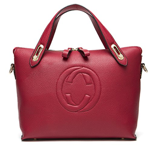 HB Style - Sacchetto bambina donna Red