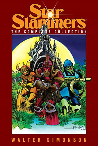Star Slammers: The Complete Collection por Walter Simonson