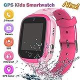 GPS Uhr Telefon,Kinder Smart Watch,GPS Smartphone...