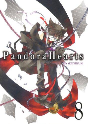 Pandora Hearts Edition simple Tome 8