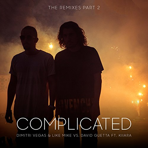 Complicated (Robin Schulz Remix)