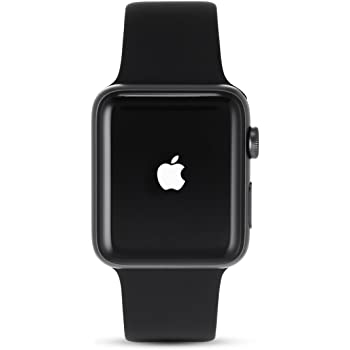 Apple Watch Series 3 OLED GPS, SmartWatch OLED con GPS (satellitare), Grigio, 42mm