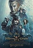 Piratas Del Caribe: La Venganza De Salazar - Edición Metálica (BD 3D) [Blu-ray]