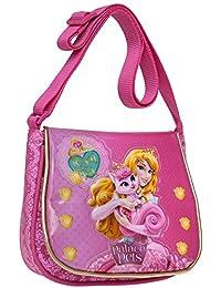 Disney Bandolera Infantil Aurora, 17 cm, Rosa