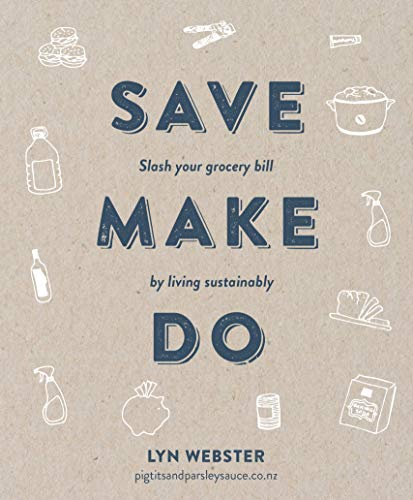 Save Make Do (English Edition)