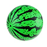 Yidartono 2018 Newest Swimming Inflatable Watermelon Ball Toy, Children Beach Summer Party PVC Watermelon Ball Swimming Pool Water Game Balloon Beach Ball Fit For Children Toy Gift (A)