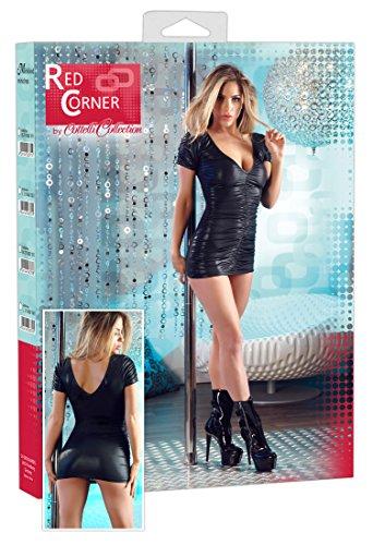 Red Corner 27145821031 Kleid schwarz