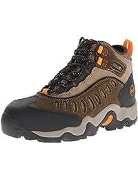 Timberland PRO Men's Mudslinger Mid Waterproof Lace-Up Steel-Toe Boot, Marr?n - marr?n, 44 2E EU/9.5 2E UK