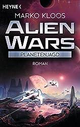 Alien Wars - Planetenjagd: Roman