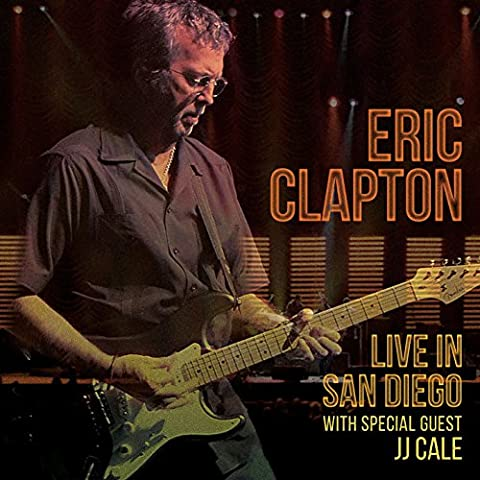 Live in San Diego (with Special Guest JJ