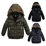 adidas Kinder Winter Jacket 18 Winterjacke 2