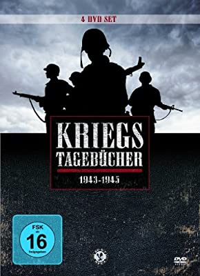 Kriegstagebücher 1943-1945 (Metallbox) [4 DVDs]