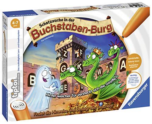 00737 - Spiel: Schatzsuche in der Buchstabenburg ()
