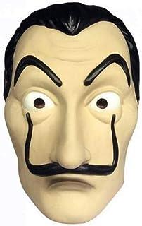 Taglia CoolChange Completo di Casa de Papel Stagione 3 con Maschera di Dal/í S