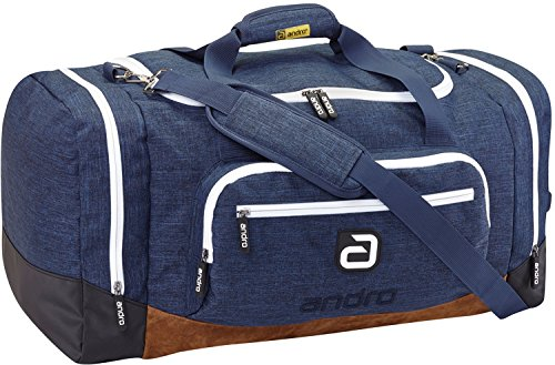 ANDRO Tasche Large Salta, blau/weiß