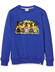 Lego Wear Ninjago Skeet 708-Sweatshirt, Sweat-Shirt Garçon