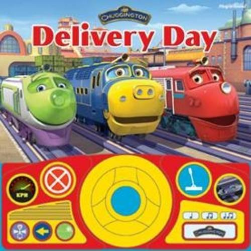 Chuggington - Delivery Day (Steering Wheel Book)