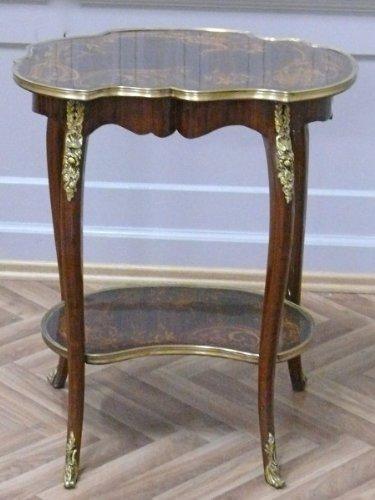 LouisXV Beistelltisch Tisch Barock Rokoko MoTa1246 antik Stil Massivholz. Replizierte Antiquitäten...