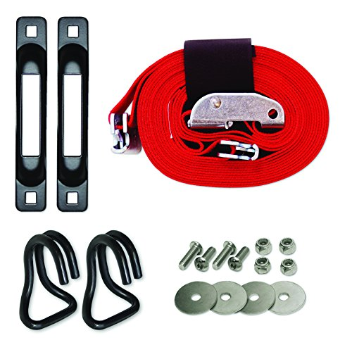 Snap-Loc AM-CCAMIH-PU 10 Gauge Steel Cam Pack with Hooks, Snaploc E-Track Singles and E-Strap by Snap-Loc (Hook Gauge)