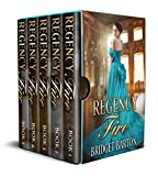 Regency Romance Collection: Regency Fire: The Historical Regency Romance Complete Series (Books 1-5) (English Edition)