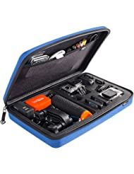 Helmkamera SP Gadgets POV Case 3.0 Large GoPro-Edition blue