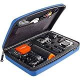 Helmkamera SP POV Case 3.0 Large GoPro-Edition für Hero 1, 2, 3, 3+, blue