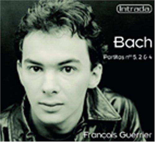 BACH - Partitas 5, 2, 4