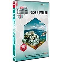 Lexikon V8- Fische & Reptilien
