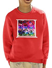 Mirrorpix Willy Wonka and The Chocolate Factory Oompa Loompas On Set Kid's Sweatshirt